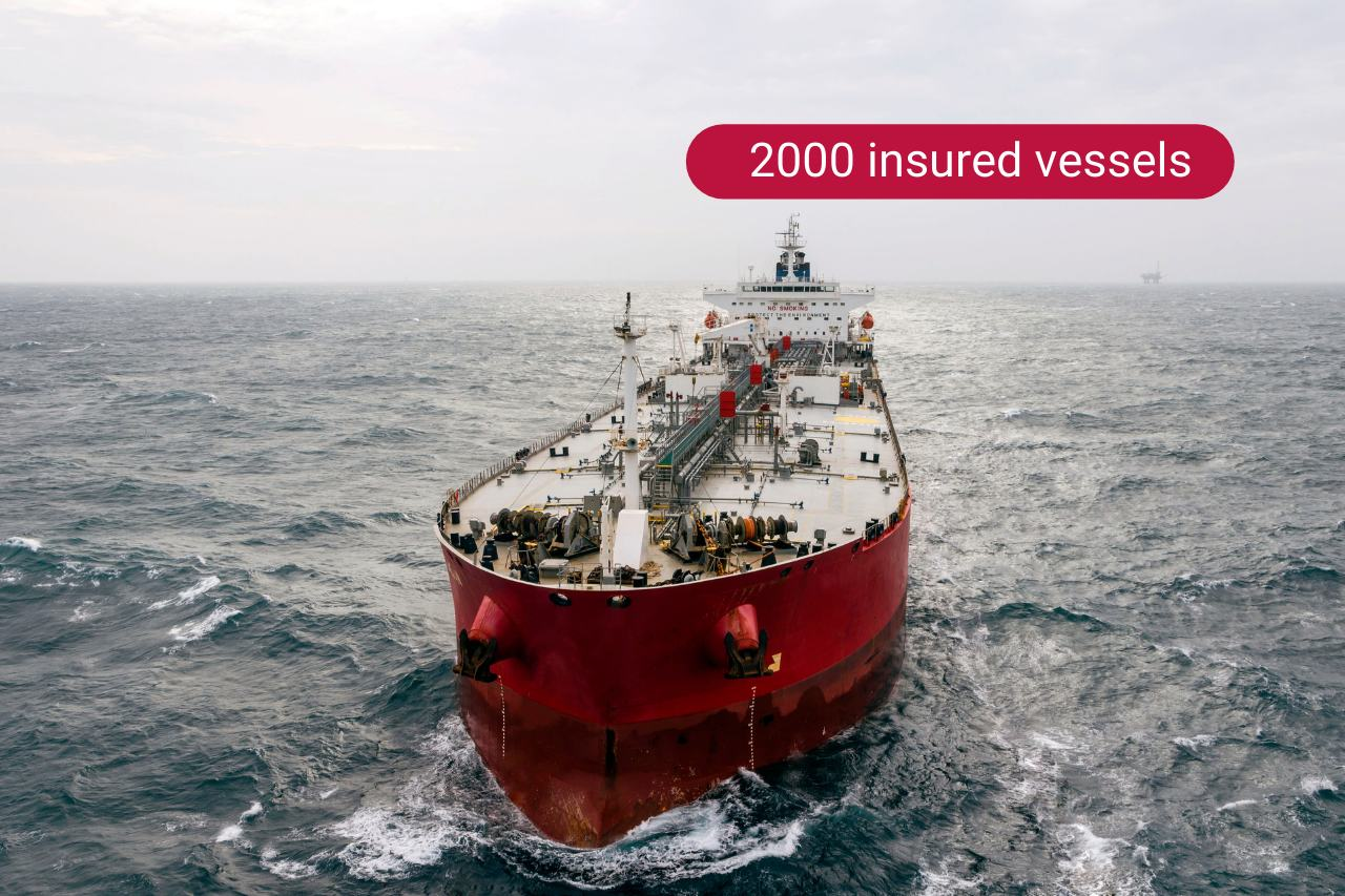 American Hellenic Hull reports more than 2,000 vessels insured to date