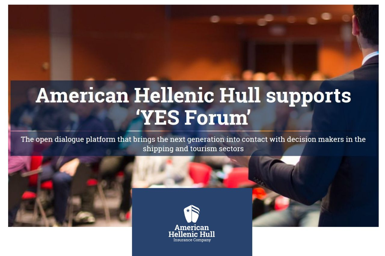 American Hellenic Hull supports YES Forum