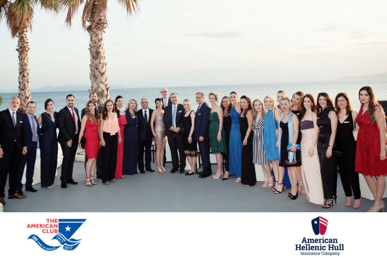 American P&I And American Hellenic Hull Gave A Glamorous Reception At Posidonia 2018_result