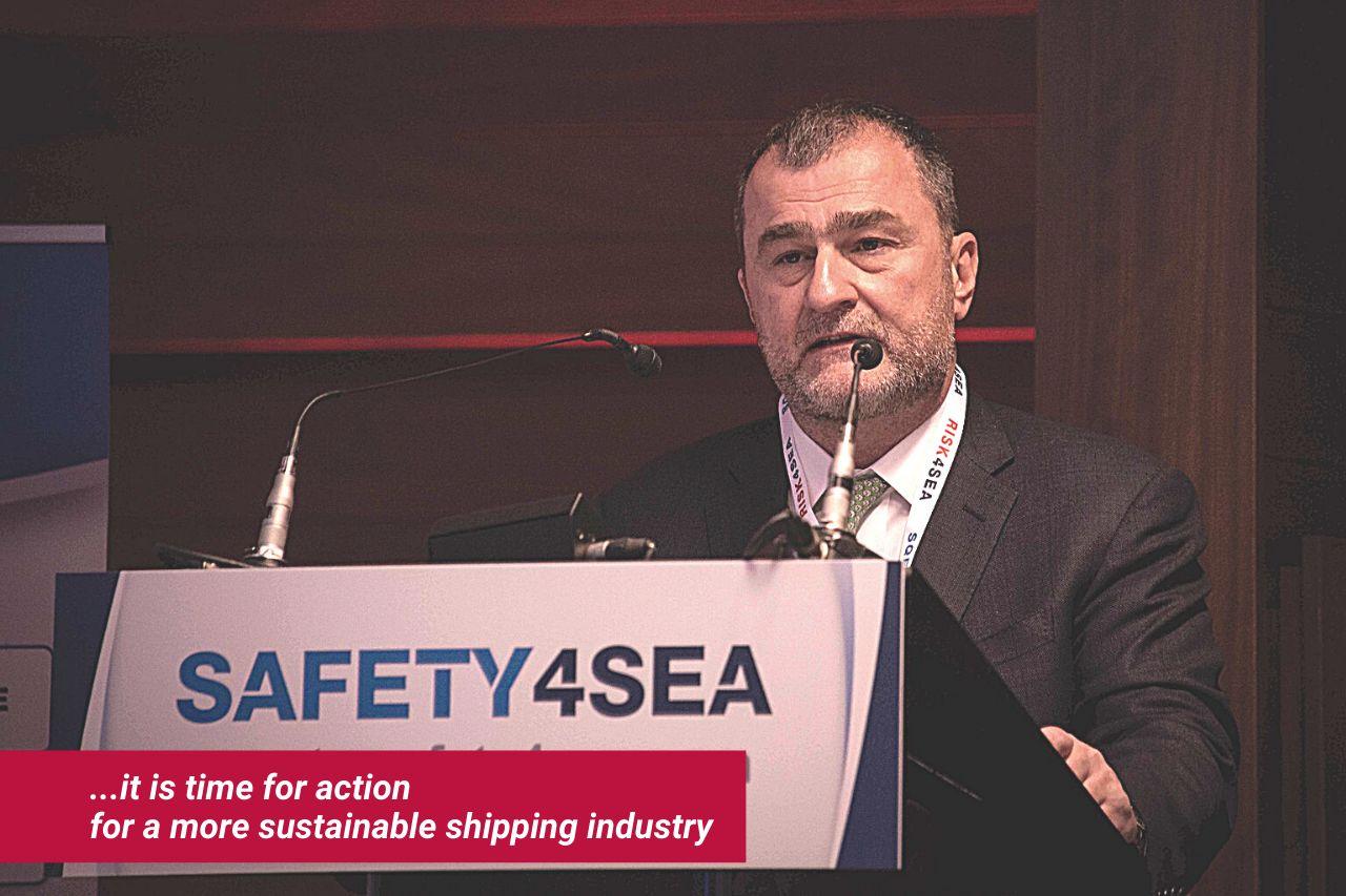 Ilias Tsakiris At The 2020 SAFETY4SEA Limassol Forum_result