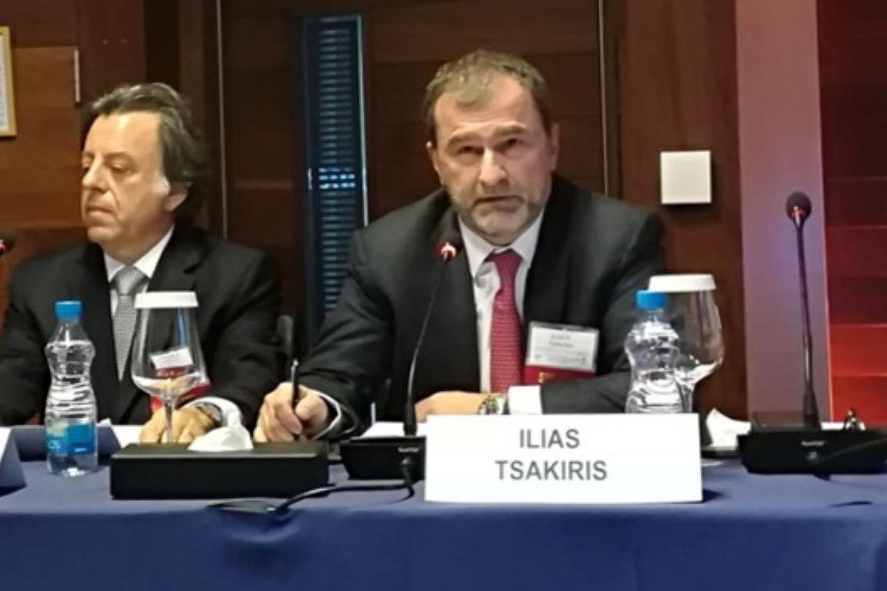 Ilias Tsakiris Attended The 3rd Capital Link Cyprus Shipping Forum_result