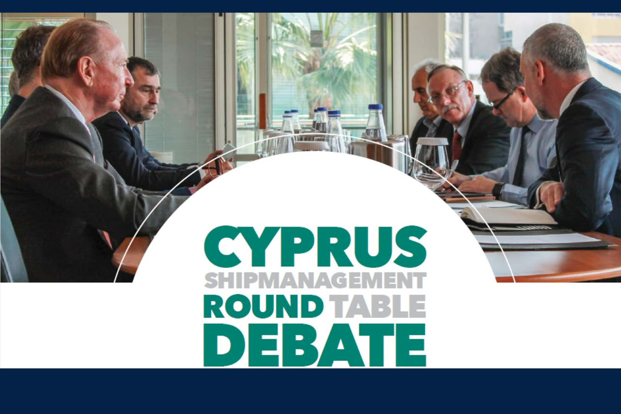Ilias Tsakiris Attended The Cyprus Ship Management Round Table Debate_result