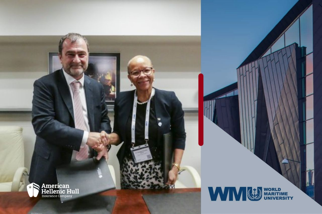 World Maritime University And AHHIC Collaborate To Include Marine Hull And Machinery Insurance In Maritime Education_result